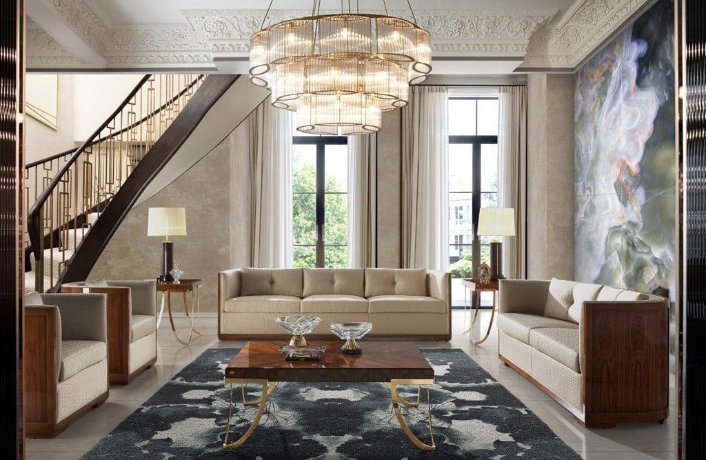 muebles y alta decoración