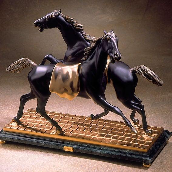 Soher-Figuras-de-bronce-caballos